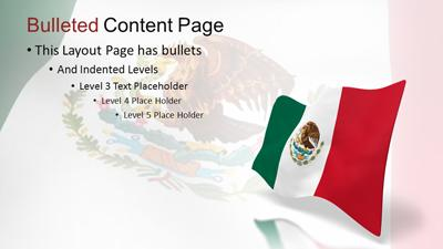 slide03 Top Result 60 Inspirational Mexican themed Powerpoint Template