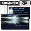 ID# 7355 - Moonlight Reflection - PowerPoint Template