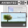 ID# 7375 - Organic Growth Alternate - PowerPoint Template