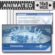 ID# 7480 - World Partnership - PowerPoint Template