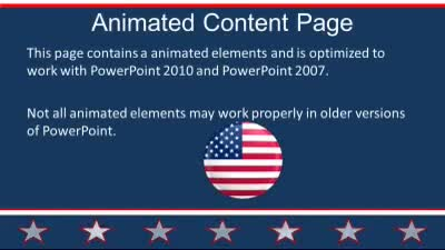 Fireworks celebration a powerpoint template from presentermedia id7500 widescreen template fireworks celebration toneelgroepblik Choice Image