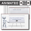 ID# 7555 - Pitch Me Your Idea - PowerPoint Template