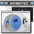 ID# 7625 Venn Diagram Tool Kit PowerPoint Template