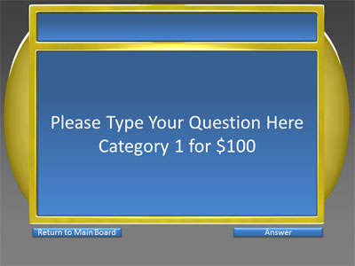 Game Show Tool Kit - A Powerpoint Template From Presentermedia.Com