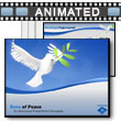 ID# 8950 Dove of Peace PowerPoint Template