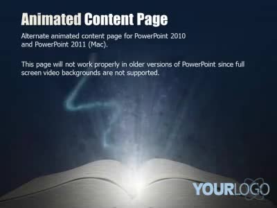 Reading magic a powerpoint template from presentermedia home powerpoint templates pronofoot35fo Gallery