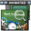 ID# 9083 Back To School Toolkit PowerPoint Template