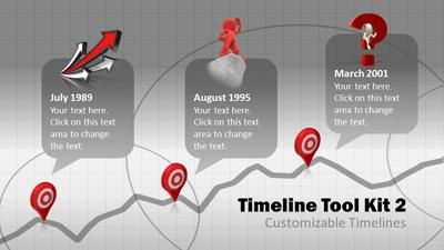 timeline tool kit 2 a powerpoint template from presentermedia com