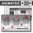 ID# 9225 - Timeline Tool Kit 2 - PowerPoint Template
