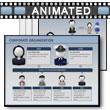 ID# 9332 Organizational Tool Kit PowerPoint Template