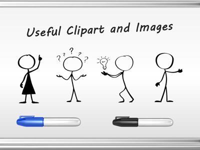 Whiteboard doodles a powerpoint template from presentermedia toneelgroepblik Choice Image