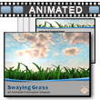 ID# 10311 Swaying Grass PowerPoint Template