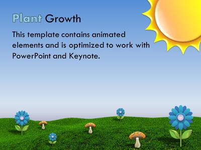 Spring Time  A Powerpoint Template From PresentermediaCom