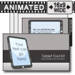 ID# 12482 - Tablet Tool Kit - PowerPoint Template