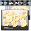 ID# 12548 Sticky Note Tool Kit PowerPoint Template