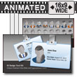 ID# 12581 - Id Badge Tool Kit - PowerPoint Template