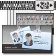 ID# 12581 - Id Badge Tool Kit - PowerPoint Template