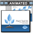 ID# 12597 Plant Tool Kit PowerPoint Template