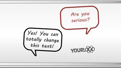 Whiteboard doodles a powerpoint template from presentermedia toneelgroepblik Choice Image