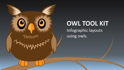 ID# 13044 - Owl Tool Kit - PowerPoint Template