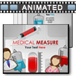 Medical Measure Toolkit PowerPoint template