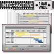 ID# 14364 Gantt Chart Project Progress PowerPoint Template