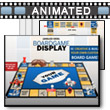 ID# 14663 Board Game Display PowerPoint Template