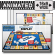 ID# 14671 - Board Game Display - PowerPoint Template