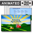 ID# 15432 - Amazing Agriculture - PowerPoint Template
