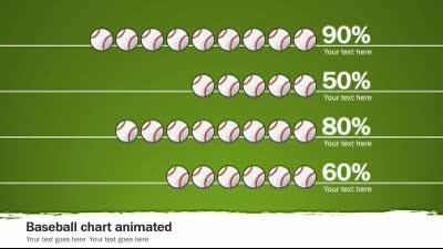 Football Playbook - A PowerPoint Template from PresenterMedia.com