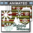 ID# 15923 Holiday Whimsy PowerPoint Template