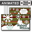ID# 15924 - Holiday Whimsy - PowerPoint Template
