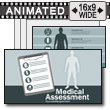 ID# 16526 - Medical Assessment - PowerPoint Template