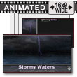 ID# 16678 - Stormy Waters - PowerPoint Template