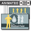 ID# 16804 - In The Medical Field - PowerPoint Template
