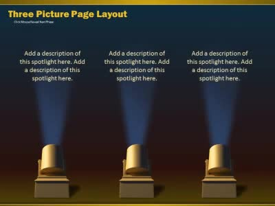 Animated PowerPoint Templates at PresenterMedia.com
