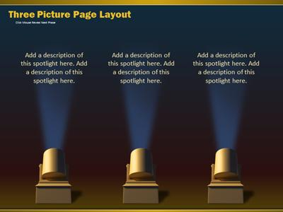 Feature presentation a powerpoint template from presentermedia powerpoint template loading preview close toneelgroepblik Images