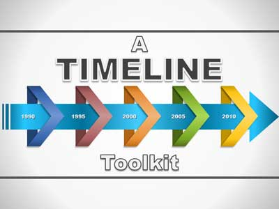Animated powerpoint templates at presentermedia id 18406 a timeline toolkit powerpoint template toneelgroepblik Choice Image