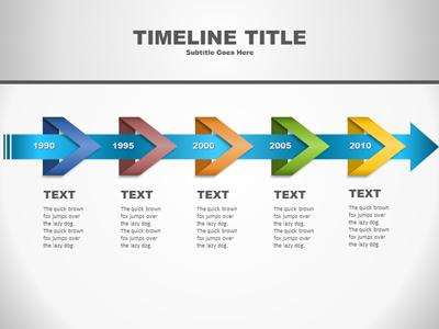Business and finance powerpoint templates at presentermedia id18406 standard template a timeline toolkit cheaphphosting Image collections