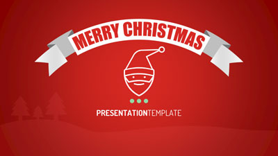 ID# 19613 - Christmas Toolkit - PowerPoint Template