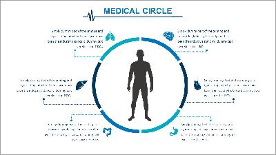 Medical infographic a powerpoint template from presentermedia home powerpoint templates toneelgroepblik Image collections
