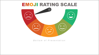 ID# 20240 - 180 Emoji Rating Toolkit - PowerPoint Template