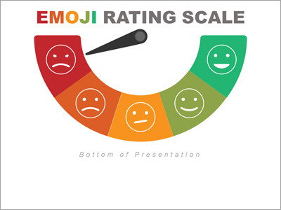 ID# 20242 - 180 Emoji Rating Toolkit - PowerPoint Template