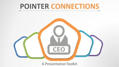 ID# 20269 - Pointer Connections Toolkit - PowerPoint Template