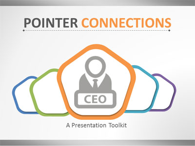 ID# 20270 - Pointer Connections Toolkit - PowerPoint Template