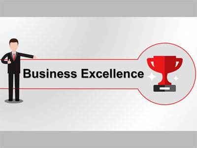 ID# 20675 - Business Excellence - PowerPoint Template