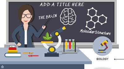 Education subjects a powerpoint template from presentermedia home powerpoint templates toneelgroepblik Choice Image