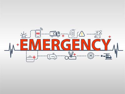 ID# 21374 - Emergency Response - PowerPoint Template