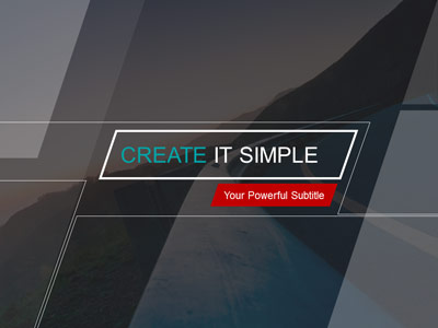 ID# 21427 - PowerPoint Template