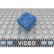 ID# 6107 - Single Block - Video Background